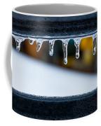 Ice Teeth On Colors Coffee Mug