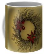 Ice Wreath Coffee Mug