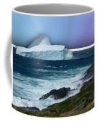 Iceberg Escape Coffee Mug by Barbara Griffin