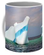 Iceberg Off The Coast Of Newfoundland Coffee Mug