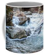 Iced Creek Coffee Mug