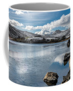 Iced Over Coffee Mug