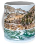 Iced Over Coffee Mug