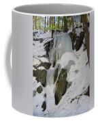 Iced Rocks Coffee Mug