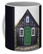Icelandic Old House Coffee Mug