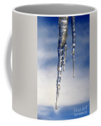 Icicle Formation Coffee Mug