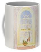 Icicles Coffee Mug by Ditz