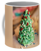 Icing Christmas Tree Coffee Mug