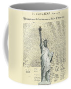 Icon Of Freedom Coffee Mug