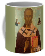 Icon Of St. Nicholas Coffee Mug