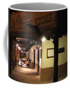 Iconic La Placita - Albuquerque  Coffee Mug