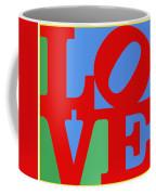 Iconic Love Coffee Mug