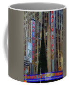 Iconic Radio City Coffee Mug