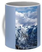 Icy Blue Coffee Mug