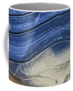 Icy Blue Coffee Mug