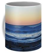 Icy Blues Coffee Mug