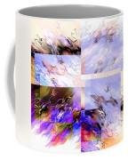 Icy Flames Coffee Mug by Hakon Soreide