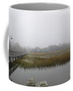 Icy Foggy Day Coffee Mug