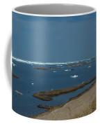Icy Horizon Coffee Mug