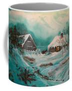 Icy Twilight Coffee Mug