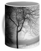 Icy Waters Of Lake Michigan Coffee Mug
