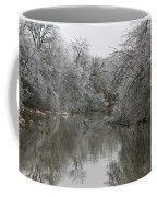 Icy Wonderland Coffee Mug
