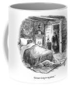 I'd Better Bring In My Plants Coffee Mug
