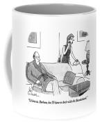 I'd Love Coffee Mug