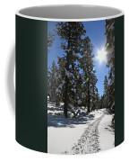 Idaho Blue Bird Day Coffee Mug
