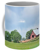 Idaho Falls Barn Coffee Mug