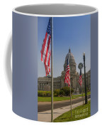 Idaho State Capitol In Boise Coffee Mug