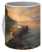 Idyllic Sunset Coffee Mug