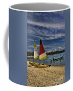 Idyllic Thai Beach Scene Coffee Mug