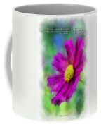 If Flowers Could Talk 01 Coffee Mug