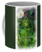 If Friends Were Flowers 01 Coffee Mug