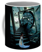 If I Could Go Back In Time Coffee Mug
