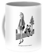 If Only Legginess Were Based On Circumference Coffee Mug