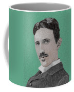 If You Could Read My Mind...tesla Coffee Mug