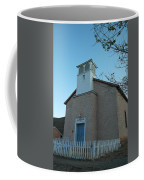 Iglesia De Jaun Batista Lincoln City New Mexico Coffee Mug