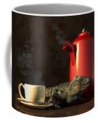 Iguana Coffee Coffee Mug