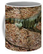 Iguana With A Smile Coffee Mug