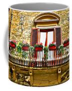 Il Balcone Di Firenze Coffee Mug