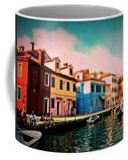 Il Colorato Villaggio Coffee Mug