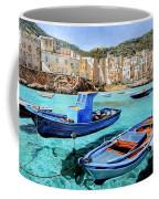 Il Mare Smeraldo Coffee Mug