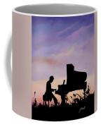 Il Pianista Coffee Mug