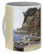 il porto di Sorrento Coffee Mug