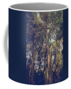 I'll Float Up Into The Wavy Trees Coffee Mug