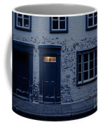 I'll Leave The Light On For You Coffee Mug by Edward Fielding