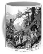 Illegal Prospecting, 1879 Coffee Mug