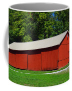 Illinois Red Barn Coffee Mug